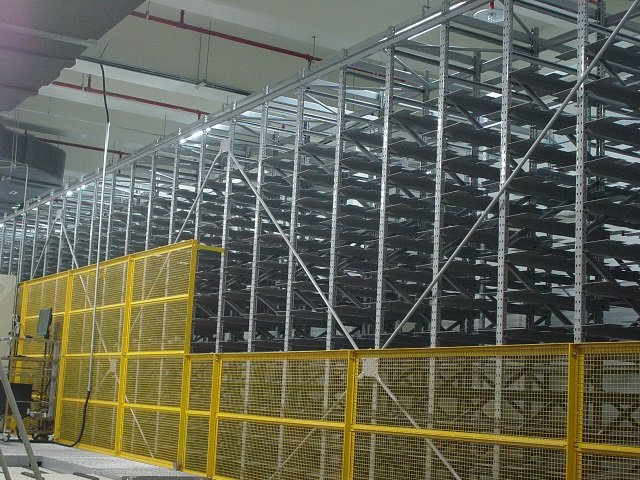Automatic warehousing system_002