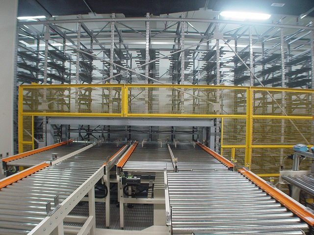 Automatic warehousing system_003