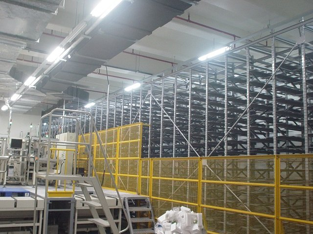 Automatic warehousing system_004
