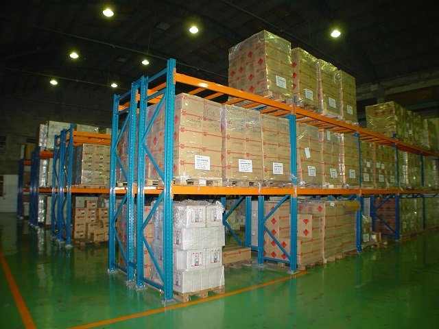 Heavy Duty Pallet Racking_007