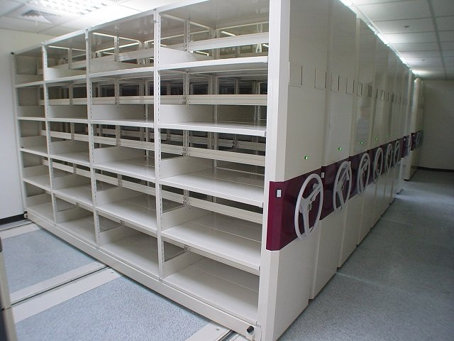 Automatic Mobile Shelving_003