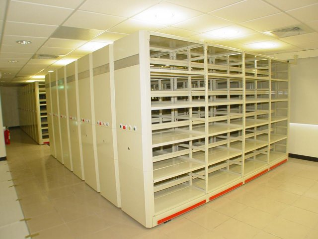 Automatic Mobile Shelving_006